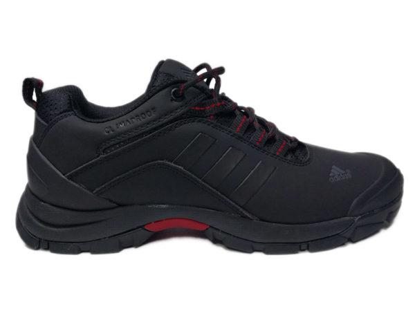 Adidas Climaproof Low на меху черные (40-46)