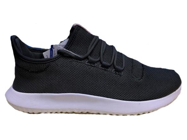 Adidas Tubular Shadow черно-серые с белым (35-45)