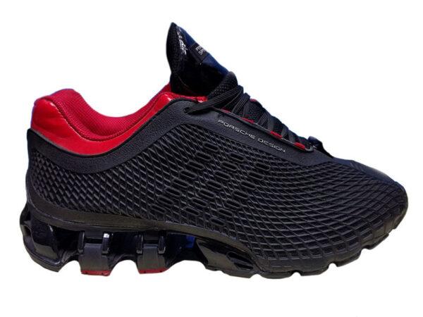 Adidas Porsche Design Sport черные с красным (40-45)