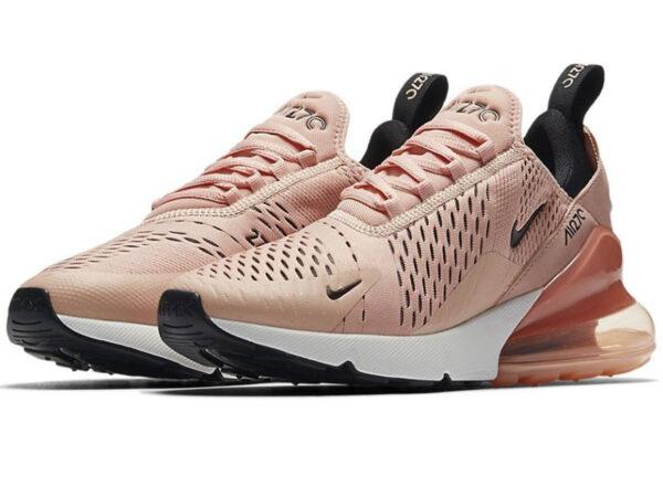Nike Air Max 270 светло-коричневые (40-45)