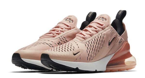 Nike Air Max 270 светло-коричневые (35-41)
