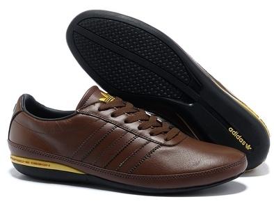 Adidas Porsche Design S3 leather коричневые (40-45)
