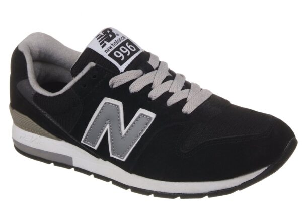 New Balance 996 серо-черные (39-44)