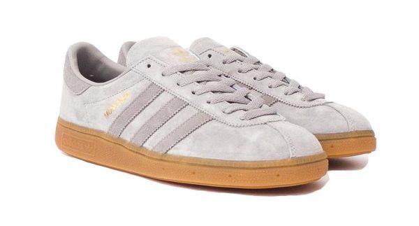 Adidas Munchen Grey серые (40-44)