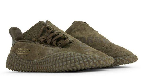 Adidas Kamanda c p 01 Neighborhood x green зеленые (40-44)