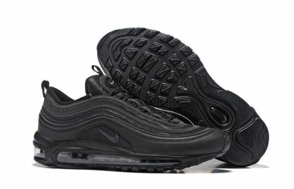Nike Air Max 97 черные-Black мужские (40-44)
