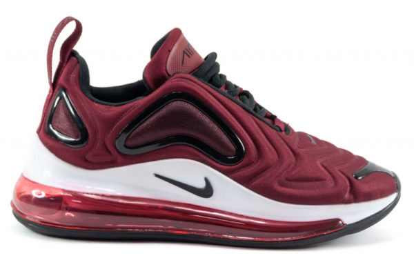 Nike Air Max 720 Red бордовые (40-44)