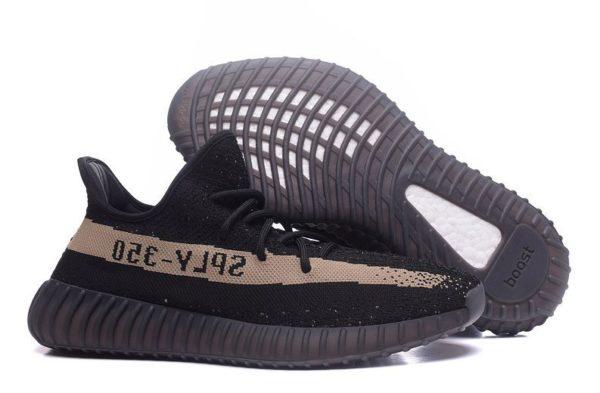 Adidas Yeezy Boost 350 V2 черные (35-44)