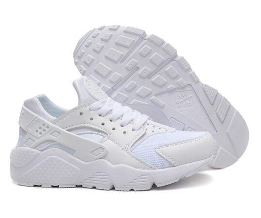 Nike Huarache мужские/женские белые (35-45)