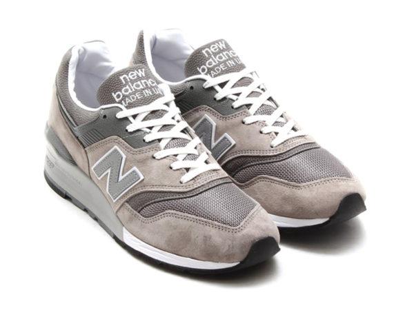 New Balance 997 серо-бежевые (35-44)