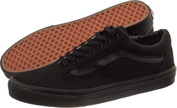 Кеды Vans black черные 35-44