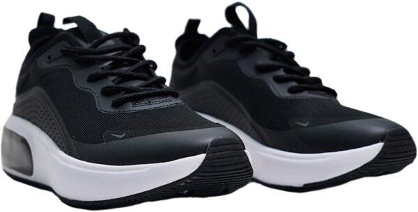 Nike Air Max DIA  черные с белым (35-39)