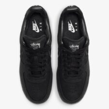 Stussy x Nike Air Force 1 Low черные (40-44)